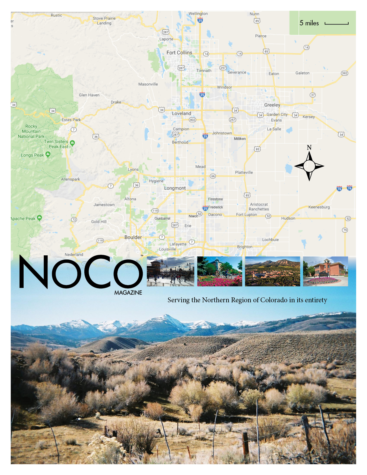 NoCo Coverage Map